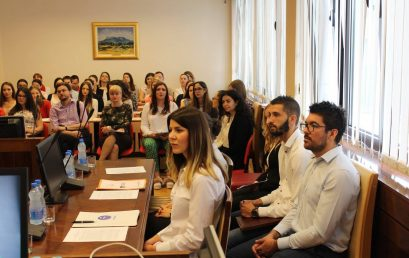 Симулација суђења пред Европским судом за људска права