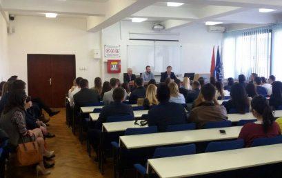 Студенти са Косова посјетили наш факултет