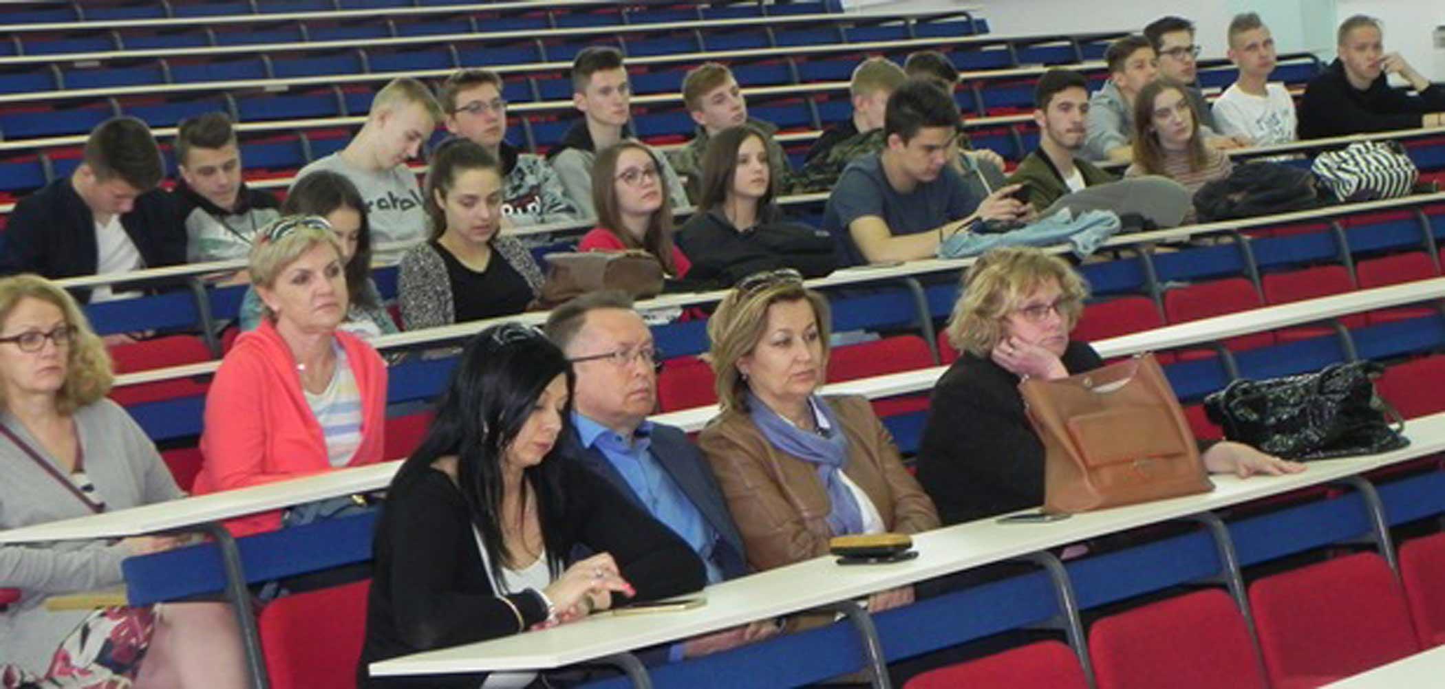 Гости из Пољске посјетили Правни факултет