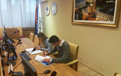 Потписан споразум о сарањи студентских организација