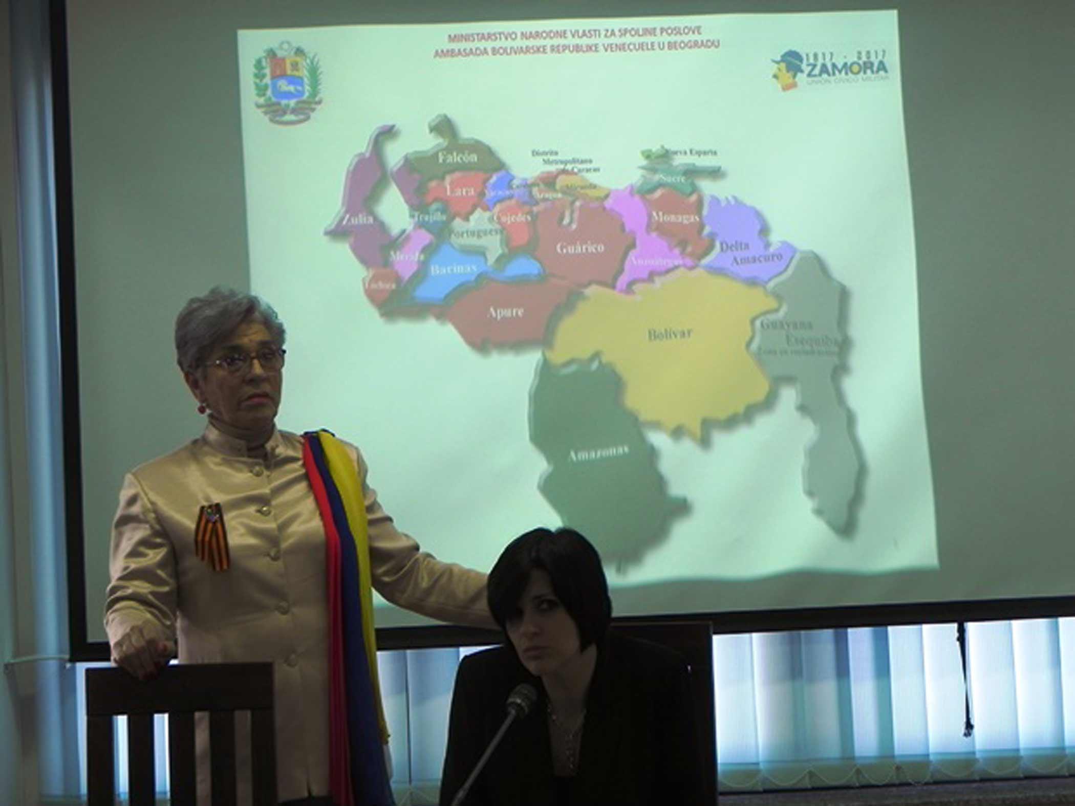 Амбасадор Венецуеле у посјети Правном факултету