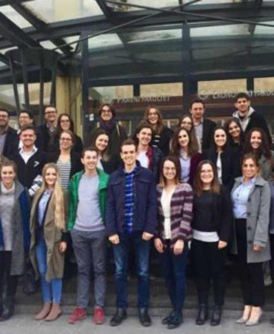 Студенти на свјетском такмичењу у Бечу