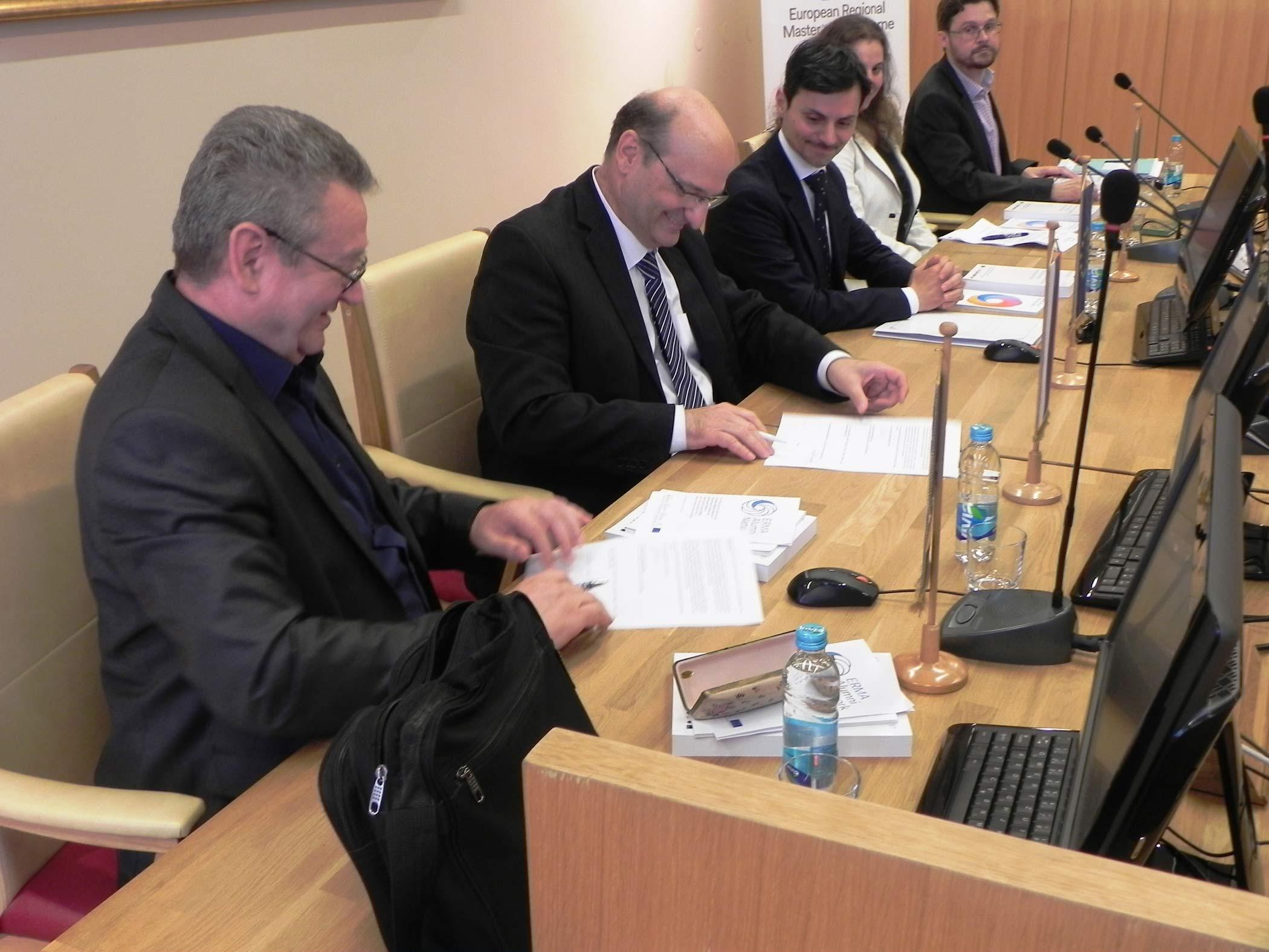 Потписан Меморандум о разумијевању са Европским регионалним мастер програмом