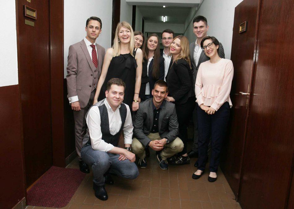Гостовања на РТРС поводом XIV Такмичења у бесједништву студената Правног факултета