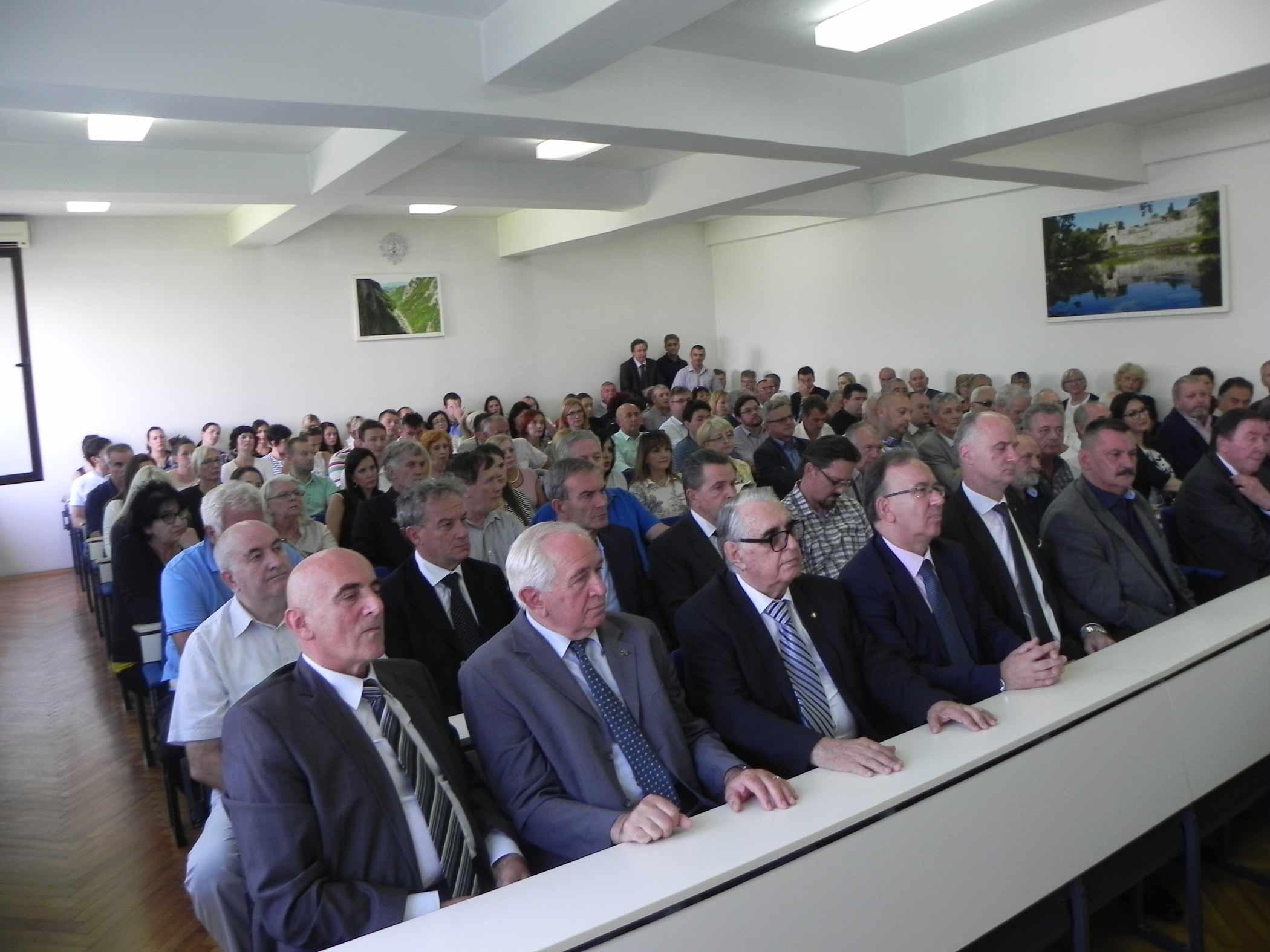 Комеморација поводом смрти проф. др Милорада Живановића