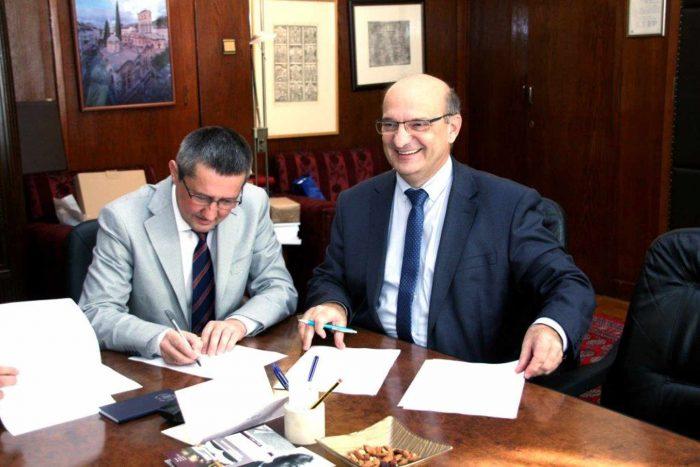 Закључен уговор између Правног факултета у Бањој Луци и Правног факултета у Београду