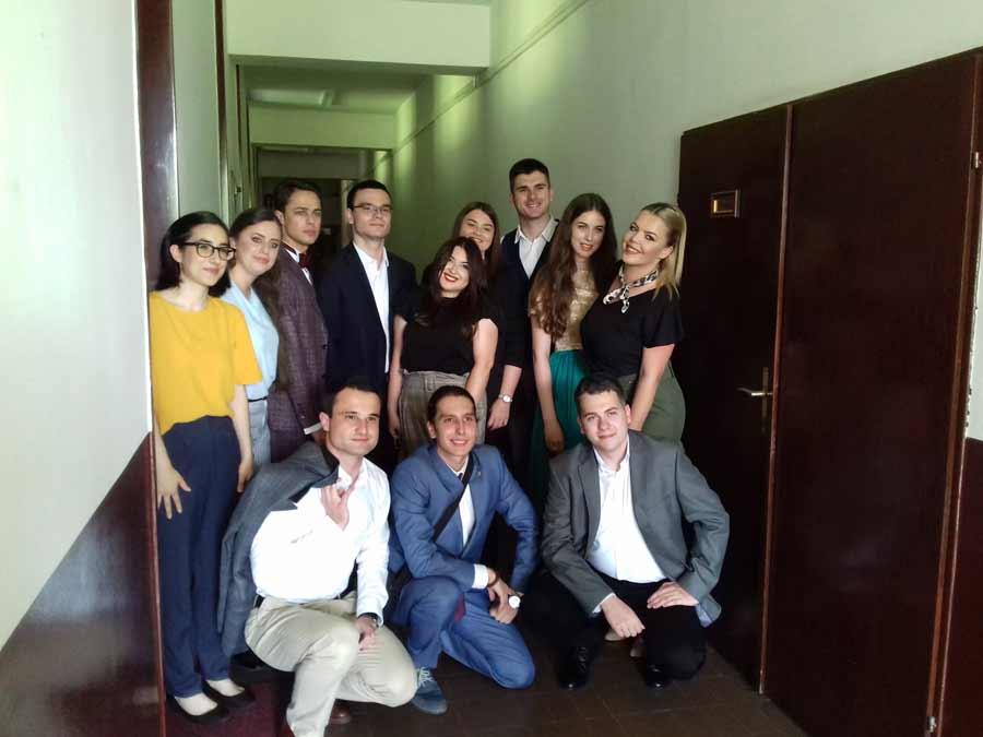 Одржано XV Такмичење у бесједништву студената Правног факултета