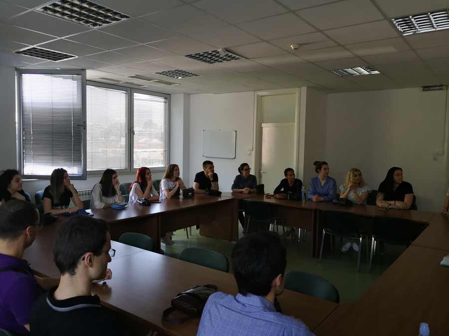 Студијска посјета Центру за социјални рад Бања Лука