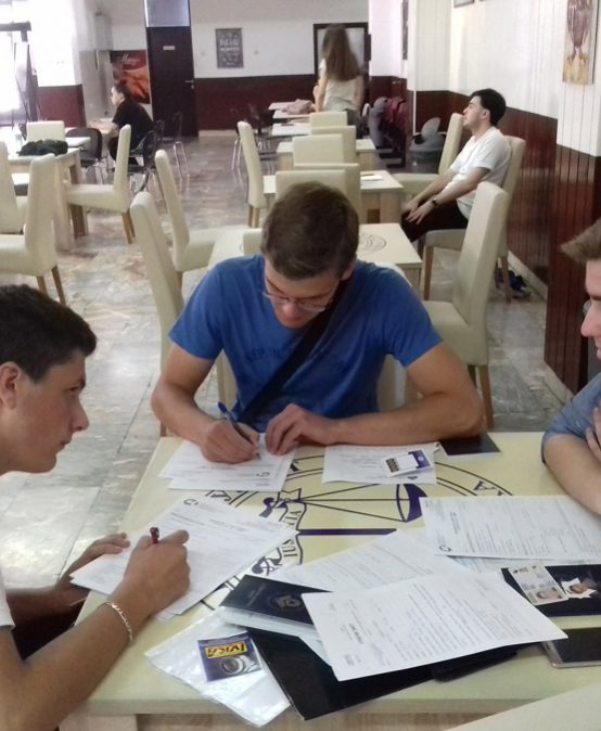 Нови студенти Правног факултета