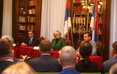 Потписан меморандум о сарадњи са Народном банком Србије