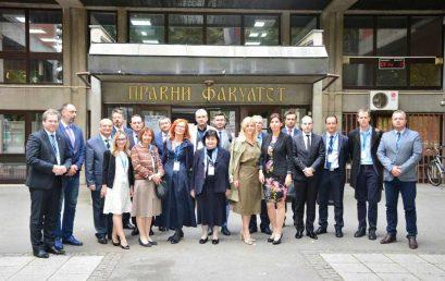 Округли сто – Сарадња  правних факултета у Југоисточној Европи