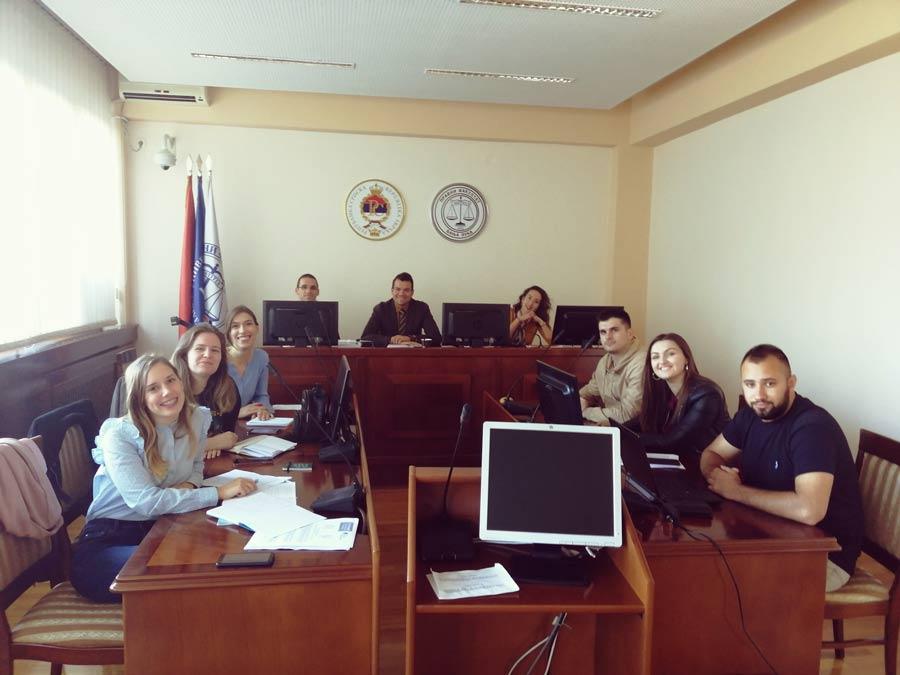 Такмичење у симулираном суђењу пред Европским судом за људска права Футура 2019