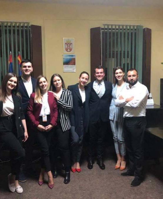 Студенти Правног факултета освојили треће мјесто на XIV Регионалном Moot Court такмичењу из области људских права