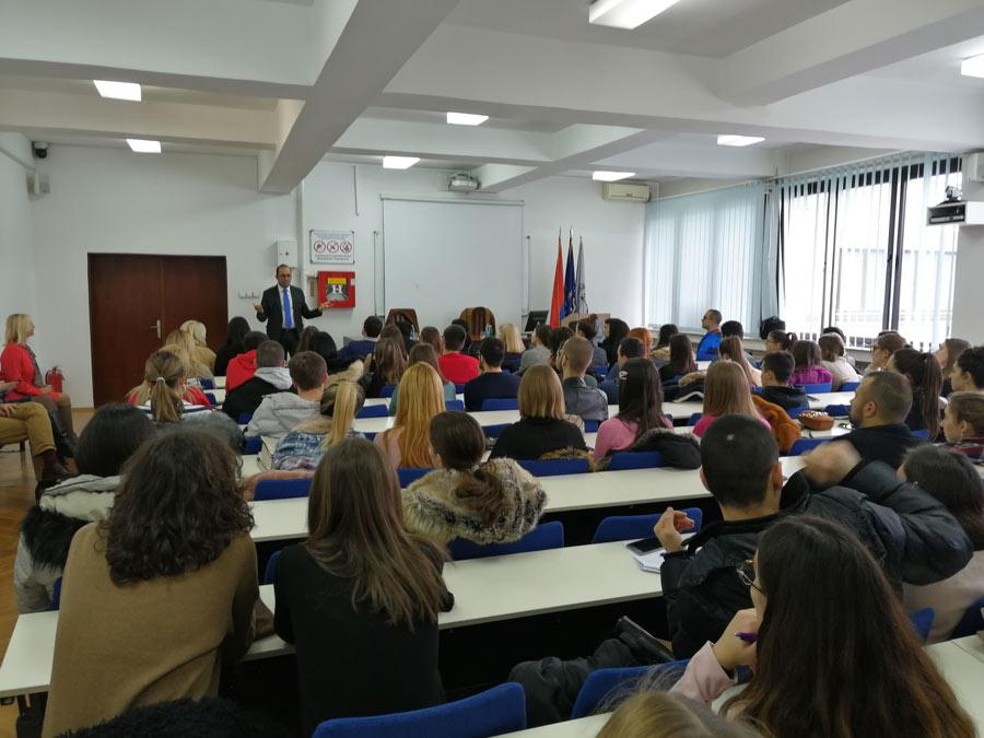 Предавање господина Горана Крнаича