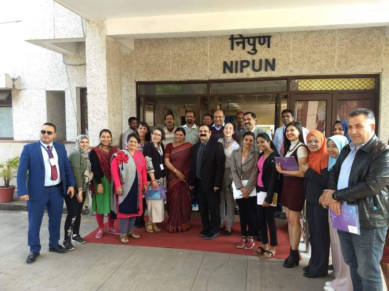 Асистентица Оливера Шево боравила је у Националном институту за образовање наставника у граду Бопал у Индији