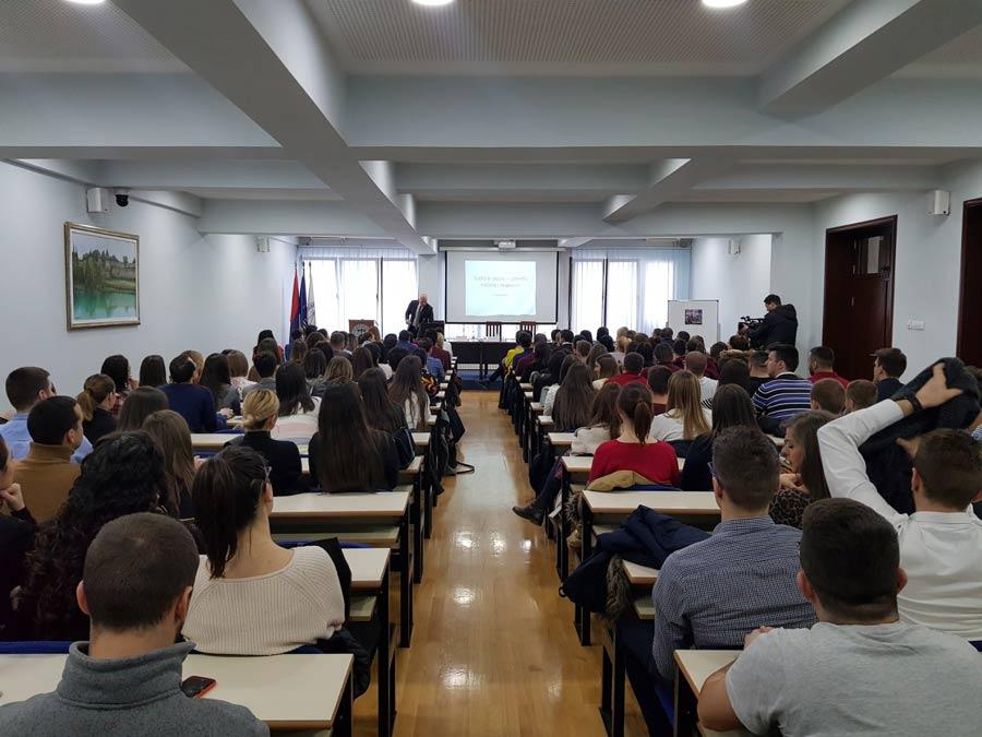 Предавање судије Миодрага Мајића