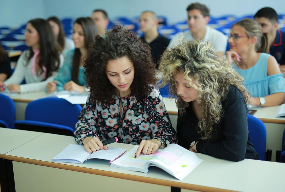 Упис нове генерације студената на Универзитету у Бањој Луци